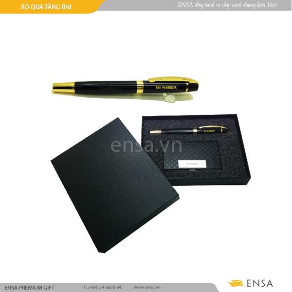 bộ quà tặng, cung cấp bộ quà tặng, giftset, hộp namecard và bút ký
