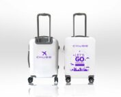 quà tặng vali, vali thiết kế đẹp, quà tặng mùa du lịch